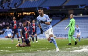 Paris Saint Germain'i yine yendi: Manchester City finalde